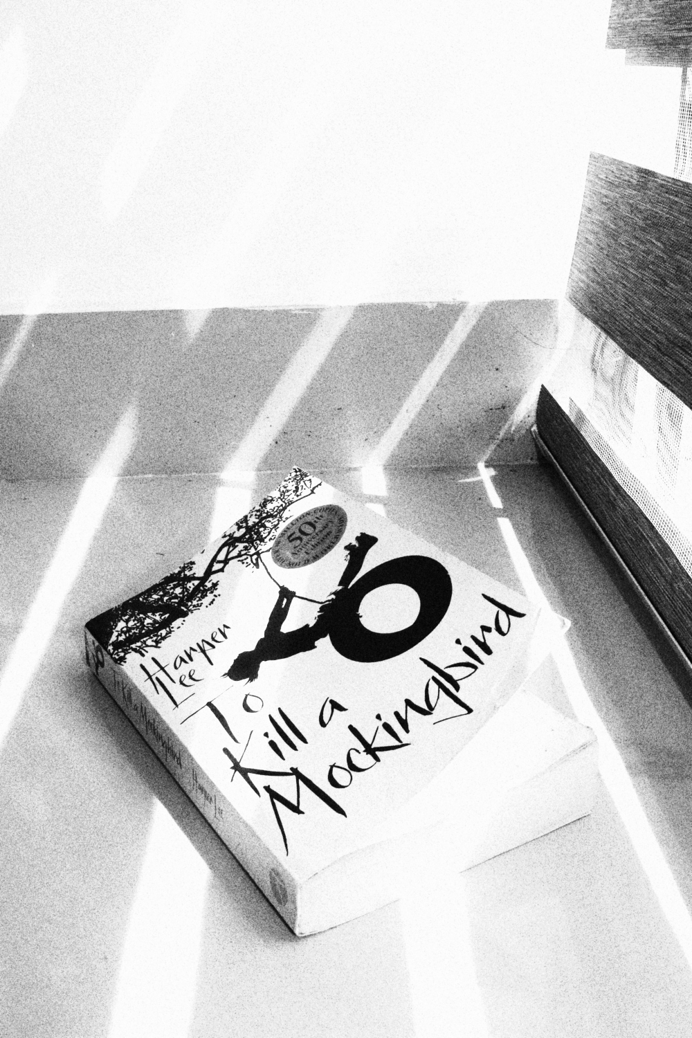 Booked for 100, #bookedfor100, to kill a mockingbird, #harperlee,